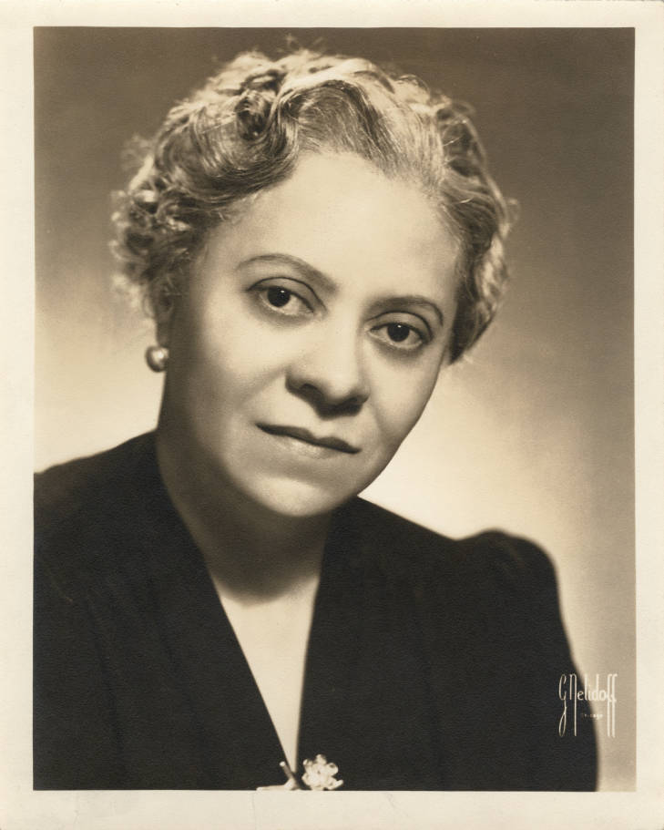 a picture of the composer Florence Price